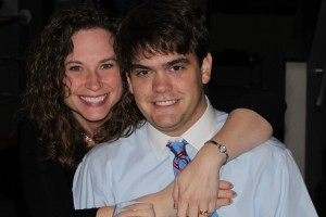 Me with my most cherished son Grant in Charleston, South Carolina on the night of his law school graduation (Dec 11, 2011)