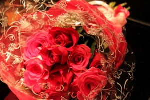 Roses from my Love Bug (Valentine's Day 2012)