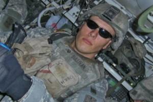 Corbie Sullivan (serving in Iraq)