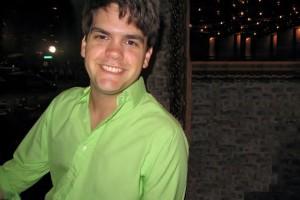 My son Grant Smaldone in Charleston, South Carolina (summer 2012)