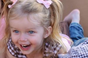 My niece Caroline Grace (pic taken April 2012)